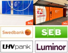 Swedbank, SEB, LHV, Luminor banklinks payment to the Magento 2 extension