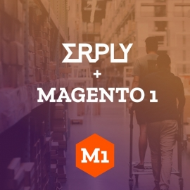 ERPLY connector Magento 1