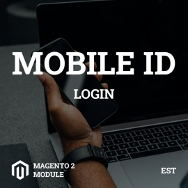 Estonian Mobile ID module